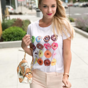 Perfect Casual (or dressy) Tee…
