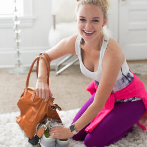 The Perfect Gym Tote-Jemma Bag