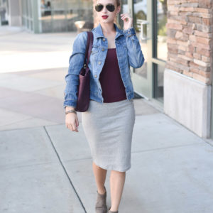 Transitioning into Fall…
