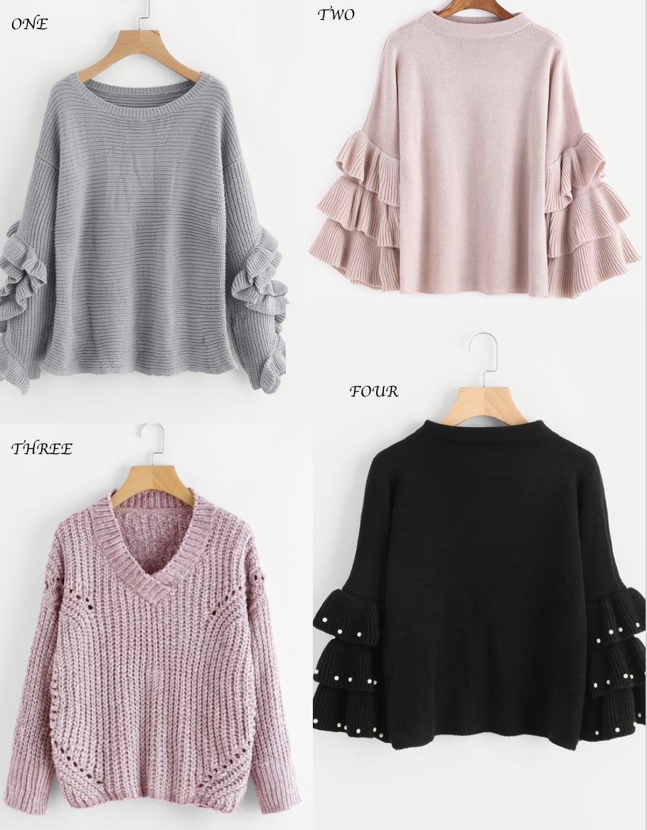 84a8c21a46b Cute Sweaters for Fall… – RILEY ALEXANDRA